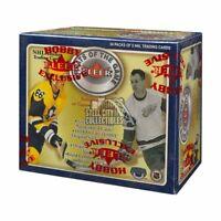 2001-02 Fleer Greats Of The Game Hockey Hobby Box
