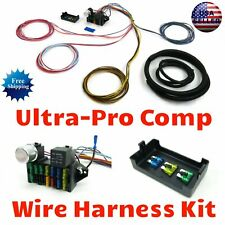 Wire Harness Fuse Block Upgrade Kit for 1994 and later Ford mustang rat rod 327