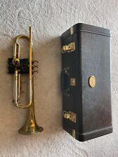 F. E. Olds Super Trumpet 1958