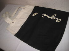 Sac en tissu Agnès B 35 x 30 cm