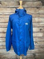 Vintage The North Face Blue Nylon Jacket Size XL