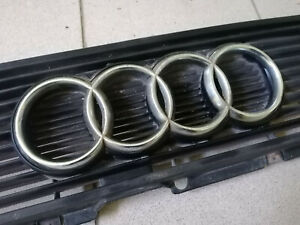 audi 80 90 coupe front radiator grille 811853655