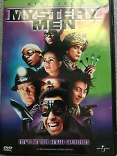 Mystery Men, Widescreen, Pg-13,(1999)