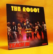 "7"" Single Vinyl 45 Teach In The Robot 2TR 1979 (MINT) Europop, Disco"