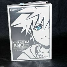 Kingdom Hearts Series Memorial Ultimania - GAME ART BOOK NEW