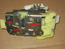 00 - 01 Ford Focus LEFT FRONT Door Latch and Power Lock Actuator OEM
