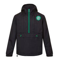 Celtic FC Official Football Gift Mens Shower Jacket Windbreaker