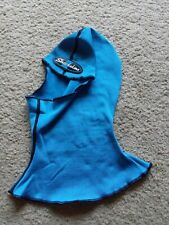 Sharkskins Lycra Warmwater Diving Hood blue sm/ med