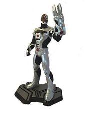 DC Comics EMBLEMAS Cyborg 1:6 Escala Estatua 27.9cm Alto Raro Marca Caja