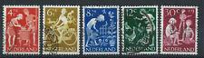 Pays Bas N° 762/66 Obl (FU) 1962 - Œuvres pour l'enfance