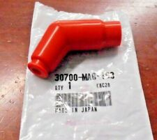 HONDA ATC 125M,200X,350X,250SX,250ES BIG RED SPARK PLUG IGNITION COIL CAP, OEM
