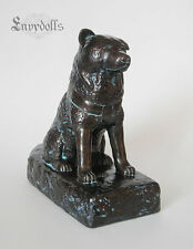 HACHIKO replica Shibuya Station sculpture / statue / figure; Japan Shinto ハチ公