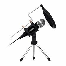 Condenser Microphone For Iphone Android Recording Professional Home studio Play