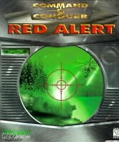 COMMAND AND CONQUER RED ALERT +1Clk 32/64 Windows 10 8 7 Vista XP Install