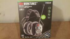 3M WorkTunes Noise Reducing Headphones  Radio mp3 ear muffs hearing protector