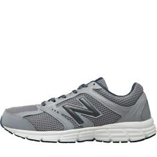 New Balance Mens M460 V2 Neutral Trainers Running Shoes Grey, Size UK 7.5