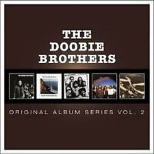 THE DOOBIE BROTHERS 5CD Vol 2 NEW ST/Livin' On Fault Line/Minute/One Step/Tour