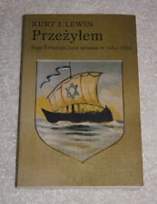 Przezylem by Kurt I Lewin (2006) Polish language