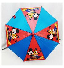 "NWT Official Licensed Disney Mickey Mouse Kids Umbrella (20"" folded 32"" Open)"