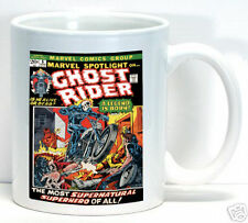 Ghost Rider #5 Coffee Cup Mug Vintage Comic Book 1972 Collectible Fan Gift