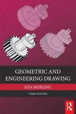 Geometric And Engineering Drawing  BOOK NEW