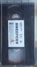 Sweepers (VHS) 1997 actioner with Dolph Lundgren; TAPE ONLY; no cover art