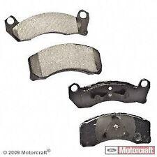 Motorcraft BR16B Front Semi Metallic Brake Pads