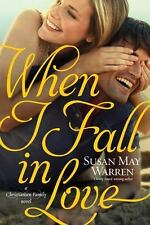 Christiansen Family: When I Fall in Love by Susan May Warren (2014, Paperback)