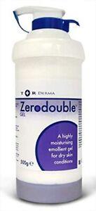 2 x Zerodouble Gel 500g