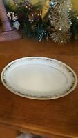 SIGNATURE Collection Fine China QUEEN ANNE  - OVAL  SERVING PLATE