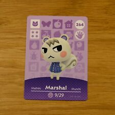 Marshal Amiibo Card (Official Nintendo Card, Authentic, Not Fake)