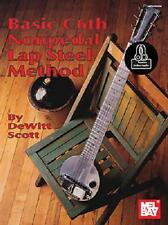 BASIC C6TH NONPEDAL LAP STEEL GUITAR METHOD BOOK