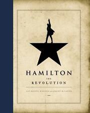 Hamilton: The Revolution, Miranda, Lin-Manuel, McCarter, Jeremy