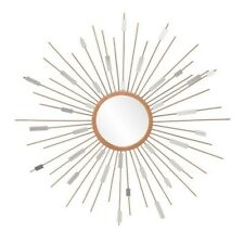 Starburst Mirrored Wall Sculpture Ws9813 Southern Enterprises - SEI