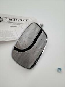 *read* Harley Davidson LH Short Stem Mirror #91892-88