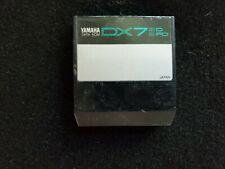 YAMAHA DX7II ROM Cartridge w/ Preloaded Factory Sounds DX7II synthesizer