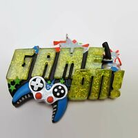 "Hallmark ""Game on"" Video Game Ornament/Magnet 2006"