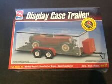 Amt Ertl Display Case Trailer Model Kit 1:25 Scale Kit #8216 Sealed Box
