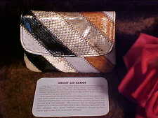GENUINE SNAKE SKIN Coin Purse DIFFERENT SKINS by Lee Sands of Hawaii!