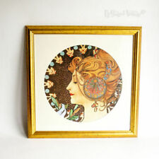 Alphonse Mucha Portrait Art Prints
