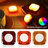 3 PCS Luce notturna a LED Lampada Da Tavolo Impermeabile RGB USB Ricarica