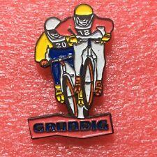 Pins CYCLISME Vélo Course VTT Sponsor GRUNDIG