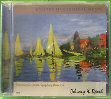 Gallery of Classical Music: Debussy & Ravel (CD, Feb-1999, Platinum...
