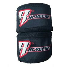 Revgear Hand Wraps 4.5M Black Handwraps Classic hand Protection Boxing