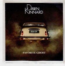 (FQ777) Dawn Kinnard, Favorite Ghost - 2010 DJ CD