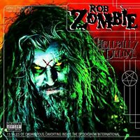 ROB ZOMBIE Hellbilly Deluxe BANNER HUGE 4X4 Ft Fabric Poster Tapestry Flag cover