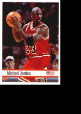 Michael Jordan Basketball Card - 1993 Fax Pax #7