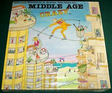 1985 MIDDLE AGE CRAZY Game - Mint in Sealed Box!