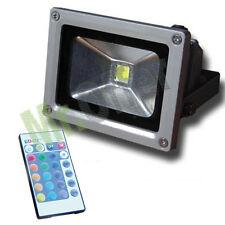 Faro led RGB 30W fari led multicolore telecomando lampade illuminazione faretto