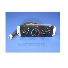 🔥 Mopar A/C And Heater Control Switch for Jeep Wrangler 1999-2004 55037472AB 🔥
